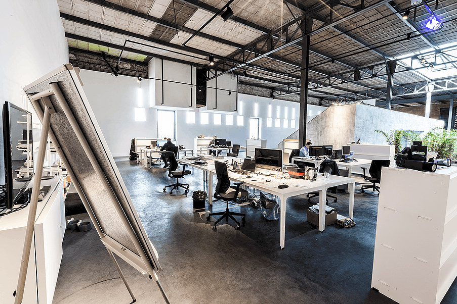 Lichtplanners office